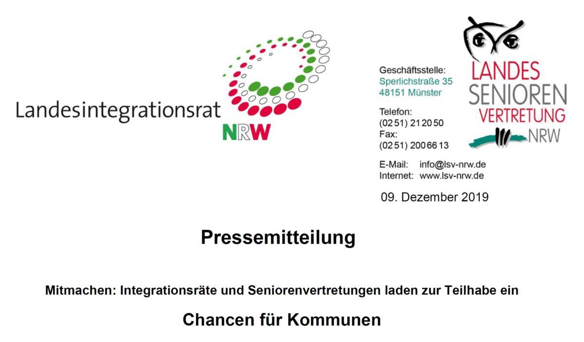 Screenshot Pressemitteilung LSV 10.12.19