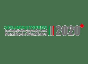Keyvisual Gesundheitspreis 2020