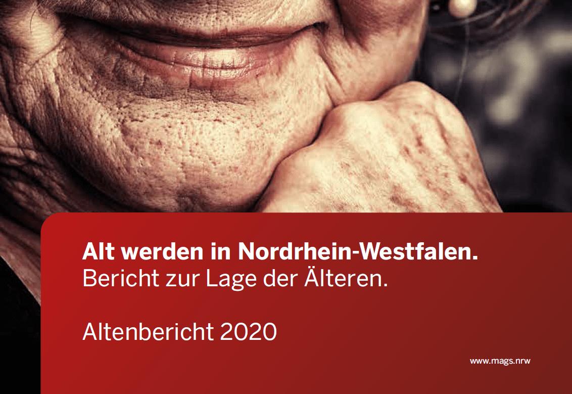 Cover 2. Altenbericht NRW