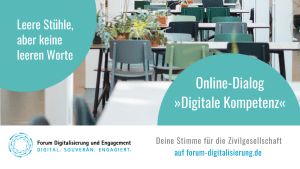 Keyvisual Forum Digitalisierung