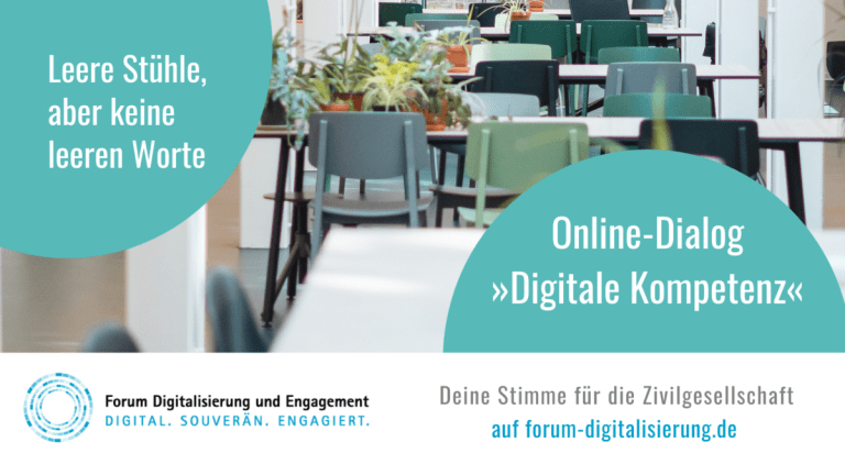 Keyvisual Forum Digitalisierung