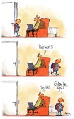 """2. Preis Online oder Offline """"Passwort"""" von Gerhard Mester"""