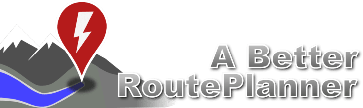 Image result for a better route planner logo