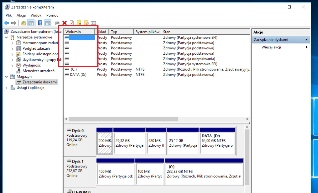 Hidden Disk Visible In My Computer This Pc