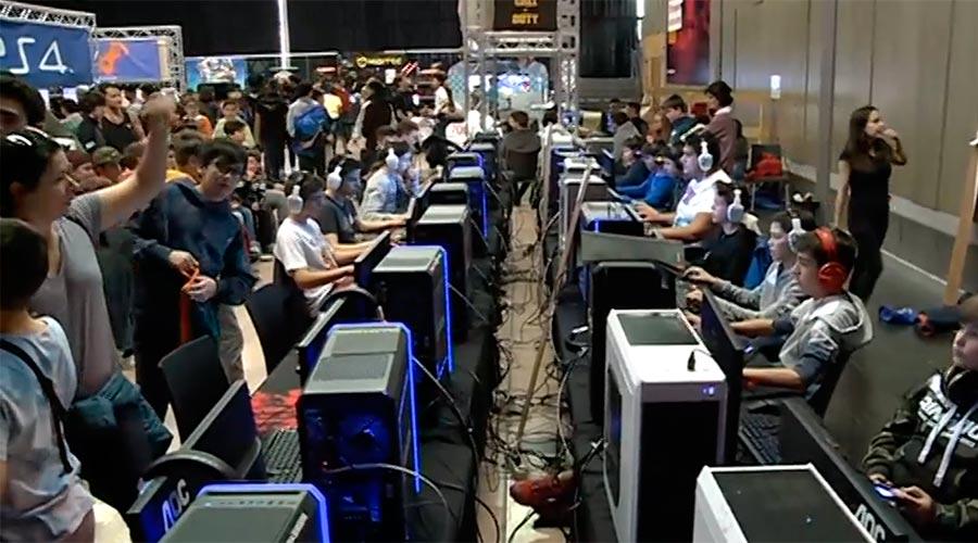 El saló del videojoc