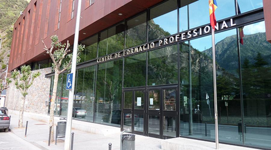 Centre de Formació Professional d'Aixovall