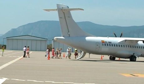 L'aeroport d'Andorra-La Seu d'Urgell