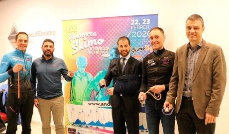 Els responsables de La Sportiva Skimo 2020
