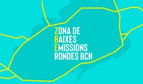 Zona de Baixes Emissions de Barcelona