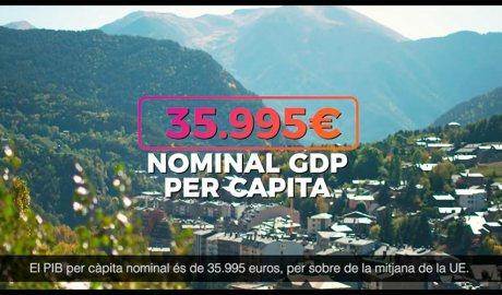 Captura d'imatge del vídeo Invest in Andorra