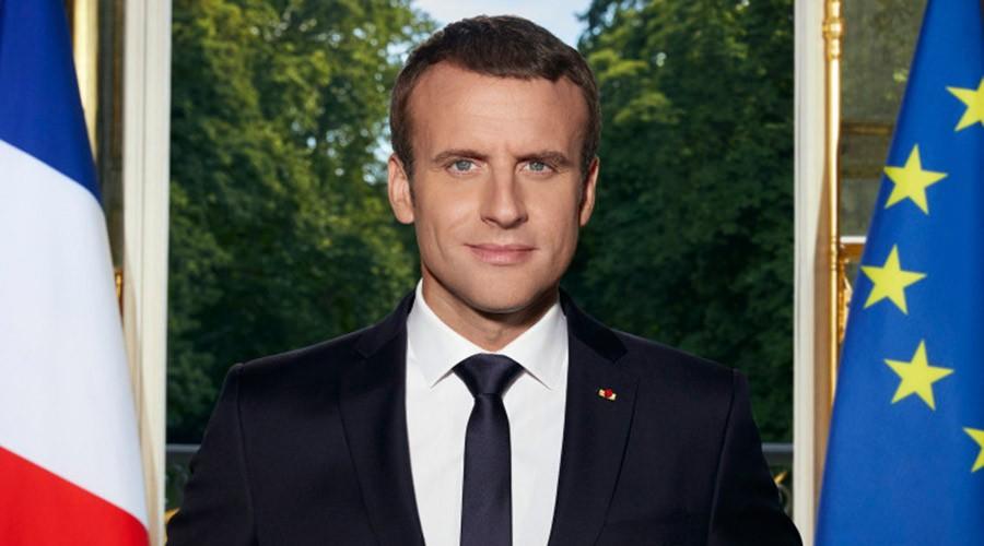 Emmanuel Macron, Copríncep Francès