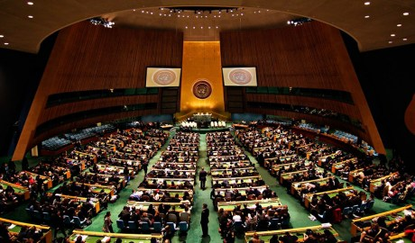 Assemblea de l'ONU