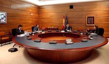 Consell de ministres d'espanya
