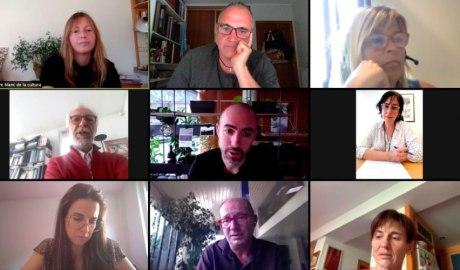 Reunió telemàtica del Consell Assessor del Patrimoni Cultural