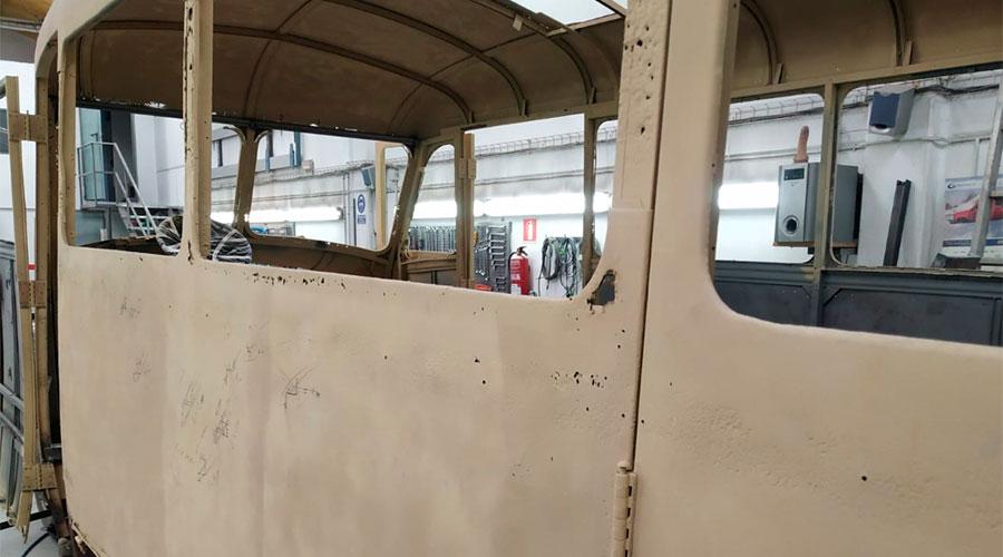 Restauració d'un Dodge Fargo