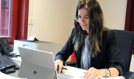 La ministra de Cultura i Esports, Sílvia Riva