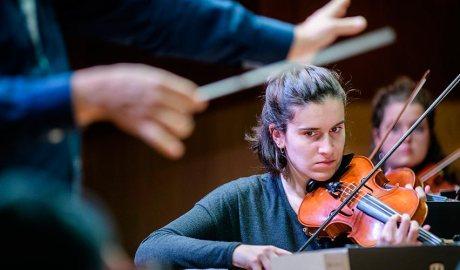 Carlota Franch al violí | trio JONCA