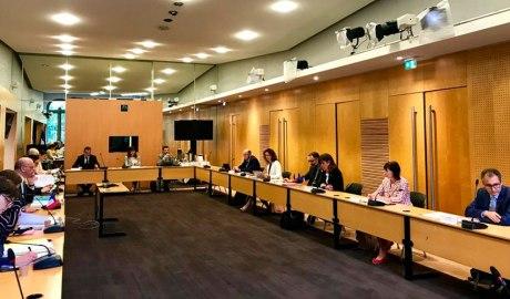 Reunió de la Comissió Mixta francoandorrana d'ensenyament