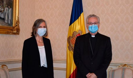 Jocelyne Caballero i Joan Enric Vives