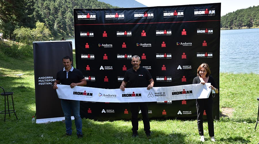 Presentació de l'Andorra Multisport Festival