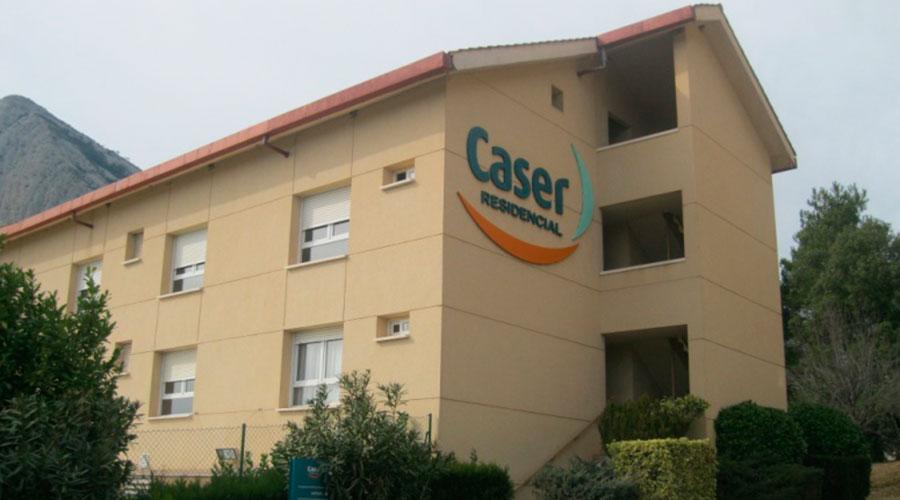 Residència Caser d'Oliana