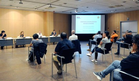 Reunió de representants del Govern i de l'IRTA amb representants de les explotacions ramaderes del país per presentar principals conclusions de l'estudi realitzat sobre el benestar animal
