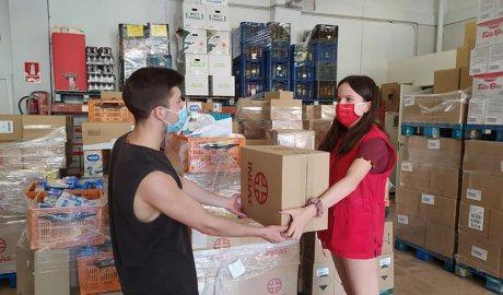 Donació de productes infantils