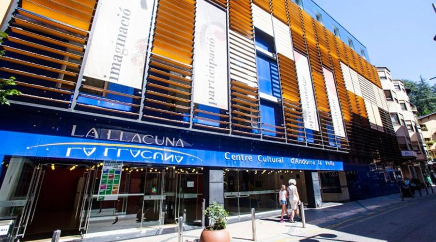 Centre cultural La Llacuna