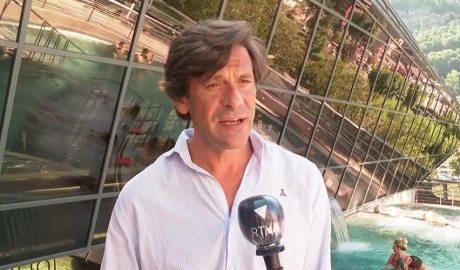 Miguel Pedregal, director general de Caldea