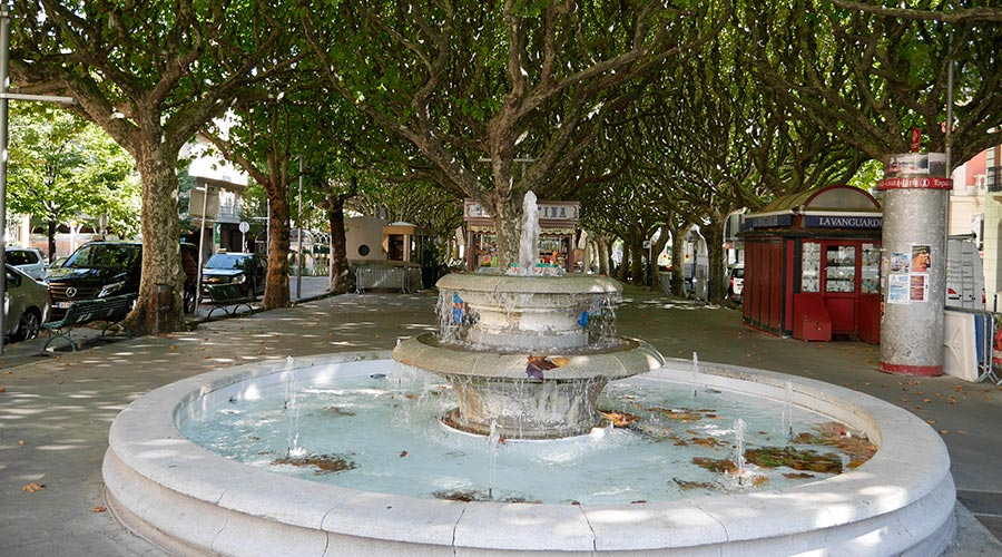 Passeig Joan Brudieu de la Seu d'Urgell