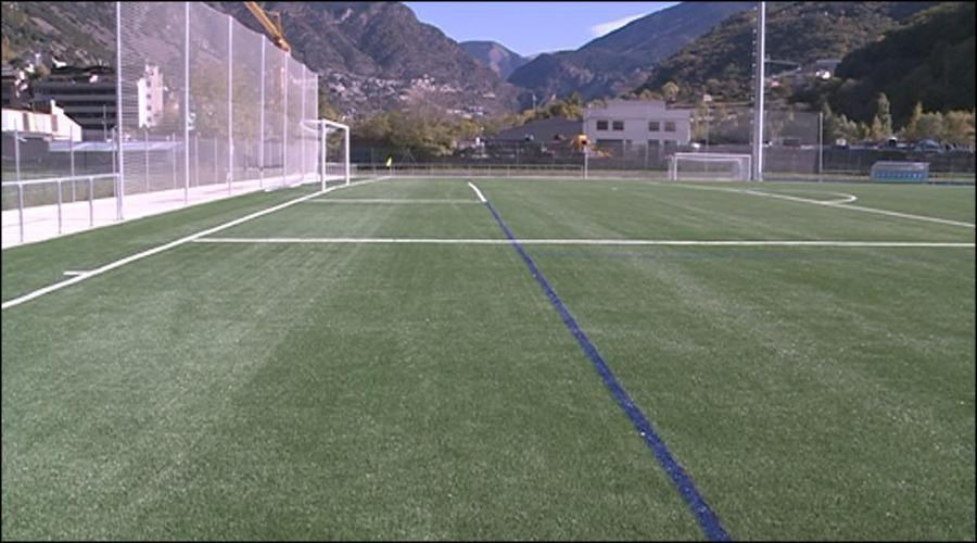 Camp de Fútbol Borda Mateu