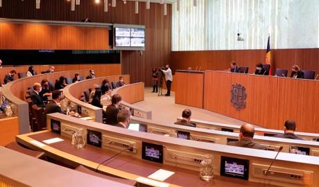 Sessió del Consell General