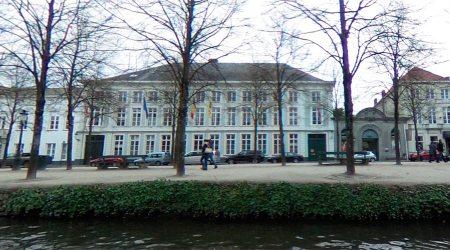 El Collège d'Europe, a Bruges