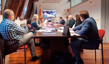 Plenari del Consell Comarcal de l'Alt Urgell
