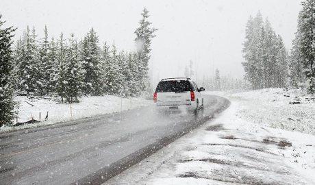 Cotxe per la neu