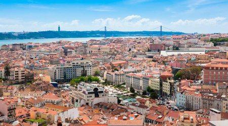 Mirador a Lisboa