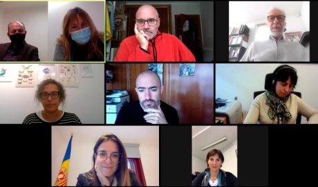 Reunió telemàtica del Consell Assessor de Patrimoni Cultural