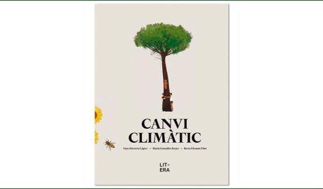 """Portada del llibre """"canvi climàtic"""""""