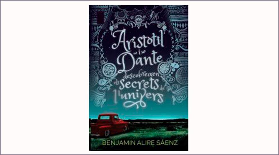 Portada del llibre Aristòtil i Dante descobreixen els secrets de l'univers