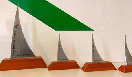 Guardons del premi Sail of Papenburg