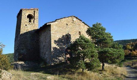 Església de Santa Maria de les Peces. Carles Gascón Chopo