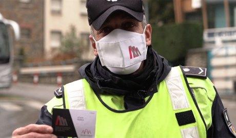 Joan Parra, agent de circulació implicat amb la FPNSM
