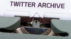 Arxiu de twitter