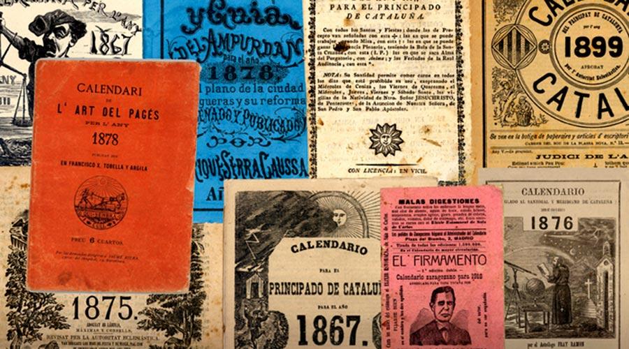 Calendaris i almanacs
