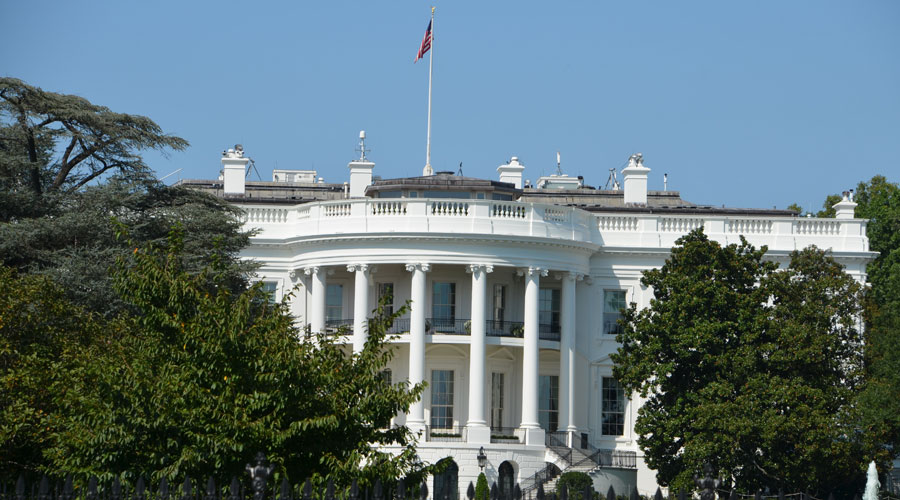 La Casa Blanca, a Washington