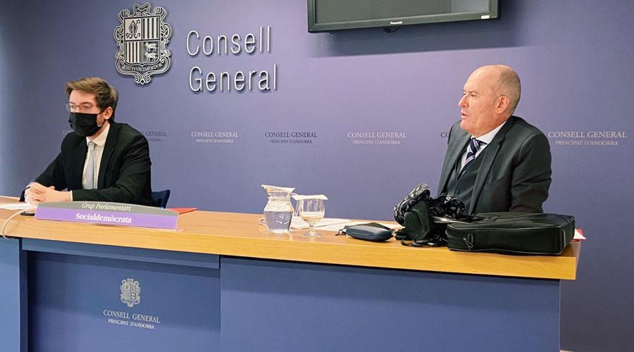Roger Padreny i Quim Miró