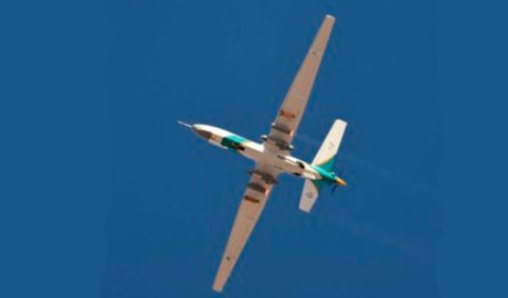Dron meteorològic