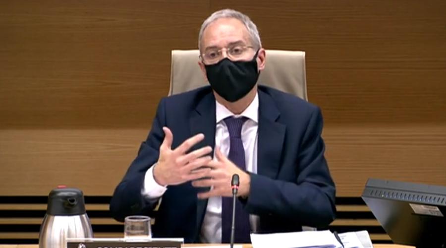 director de l'agència tributària espanyola, Jesús Gascón