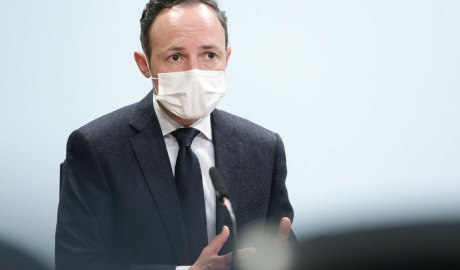 El cap de Govern, Xavier Espot