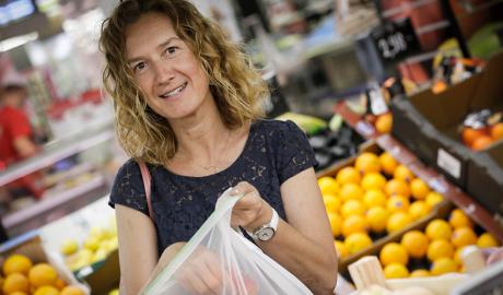 ministra de Medi Ambient, Agricultura i Sostenibilitat, Silvia Calvó